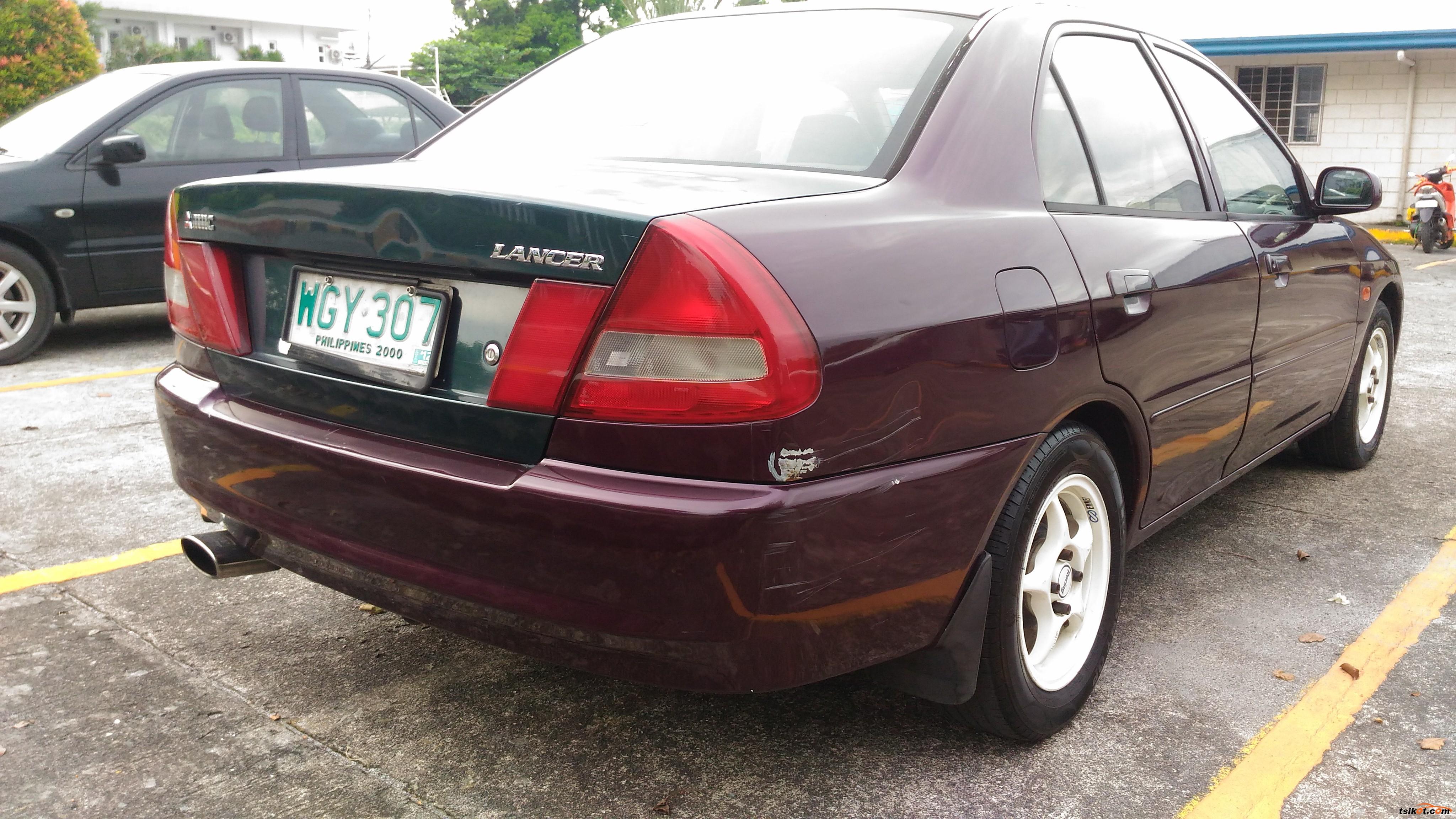 Mitsubishi Lancer 1999 - 7