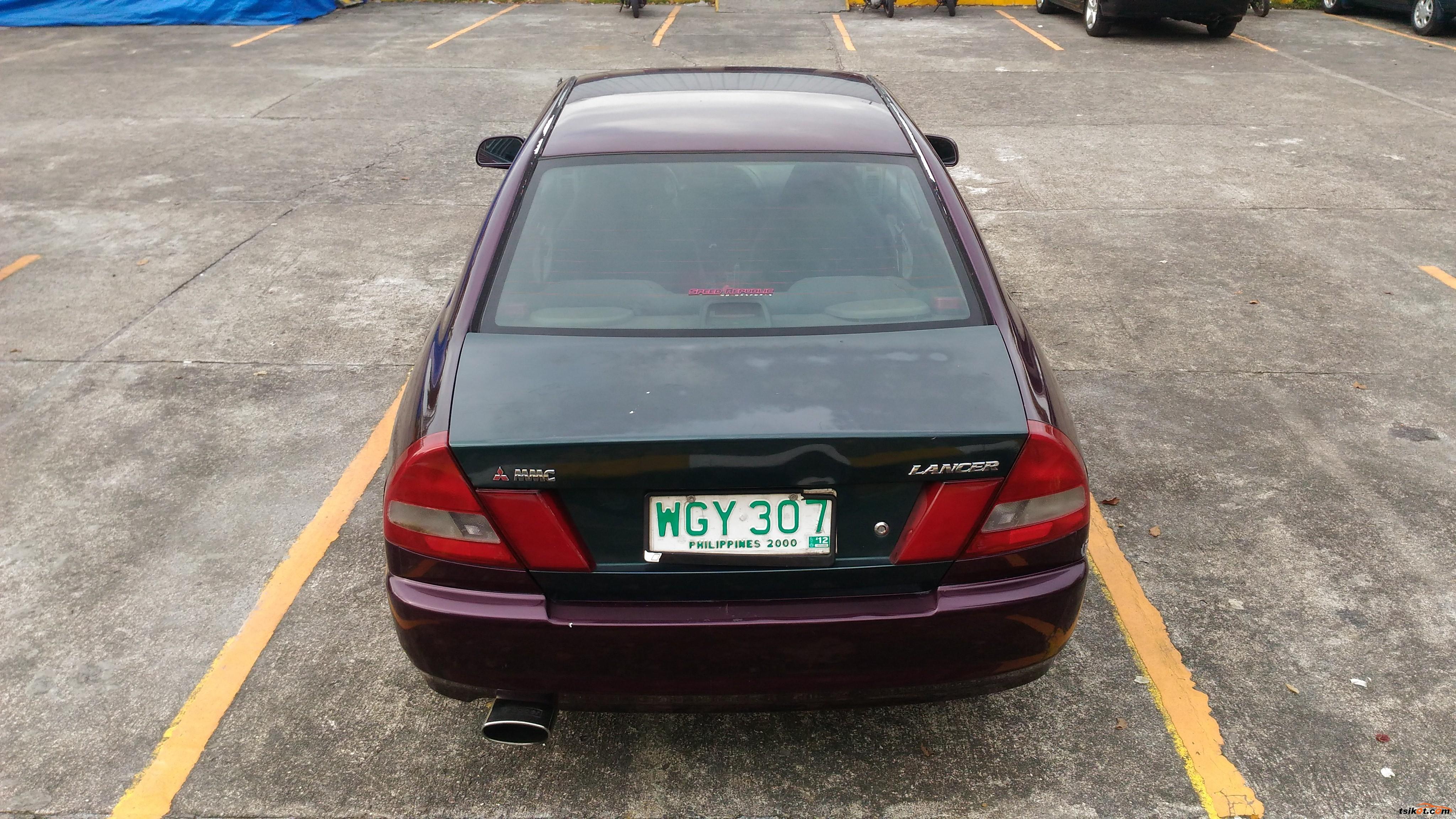 Mitsubishi Lancer 1999 - 9