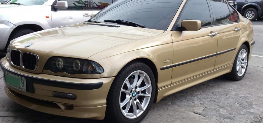 Bmw 318I 2000 - 1