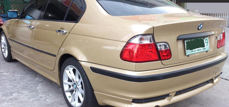 Bmw 318I 2000 - 3