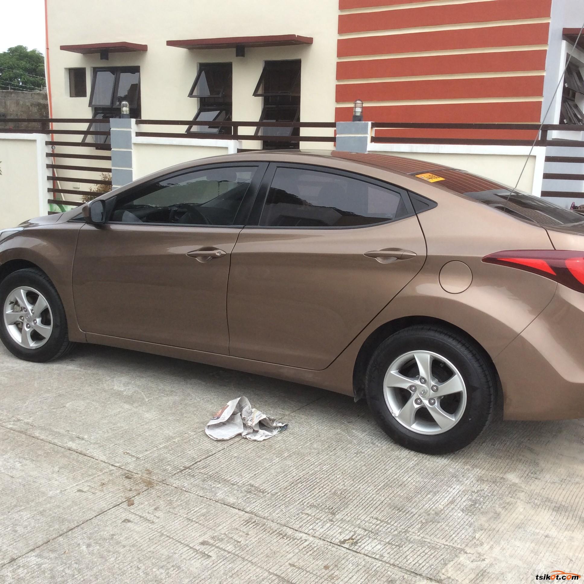 Hyundai Elantra 2015 - 8