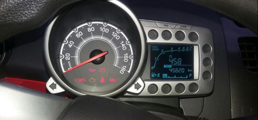 Chevrolet Spark 2012 - 2