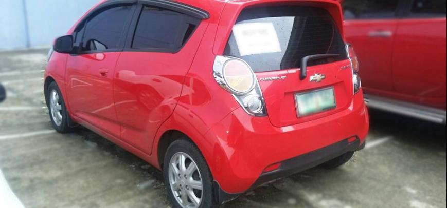 Chevrolet Spark 2012 - 9