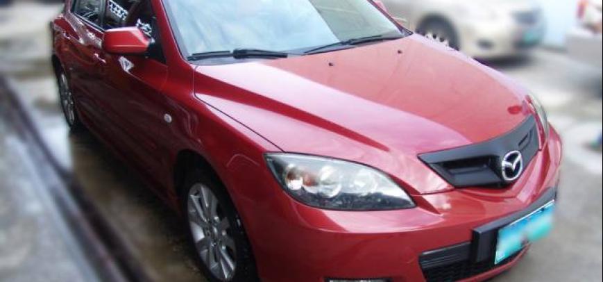 Mazda 3 2010 - 11