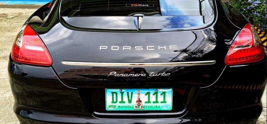 Porsche Panamera 2010 - 16