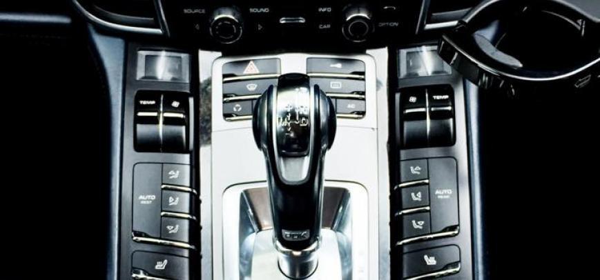 Porsche Panamera 2010 - 5
