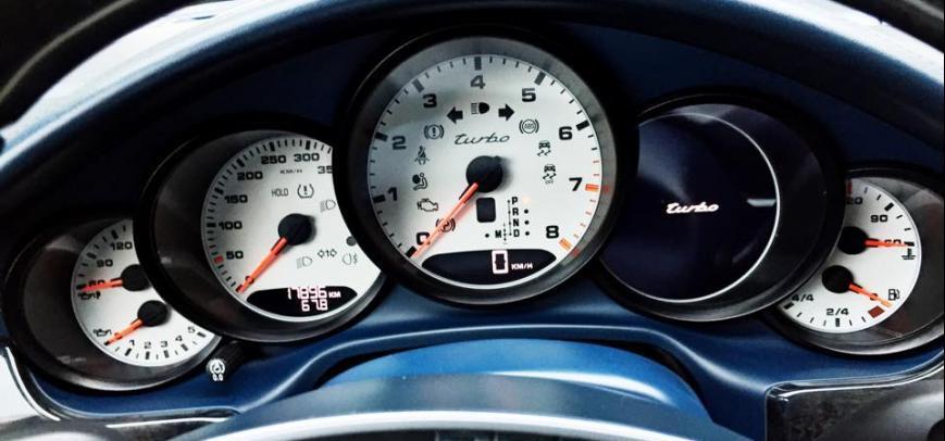 Porsche Panamera 2010 - 9