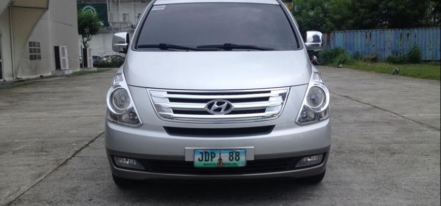 Hyundai Starex 2011 - 10