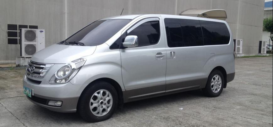 Hyundai Starex 2011 - 11