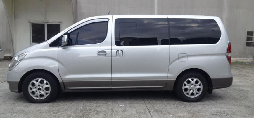 Hyundai Starex 2011 - 12