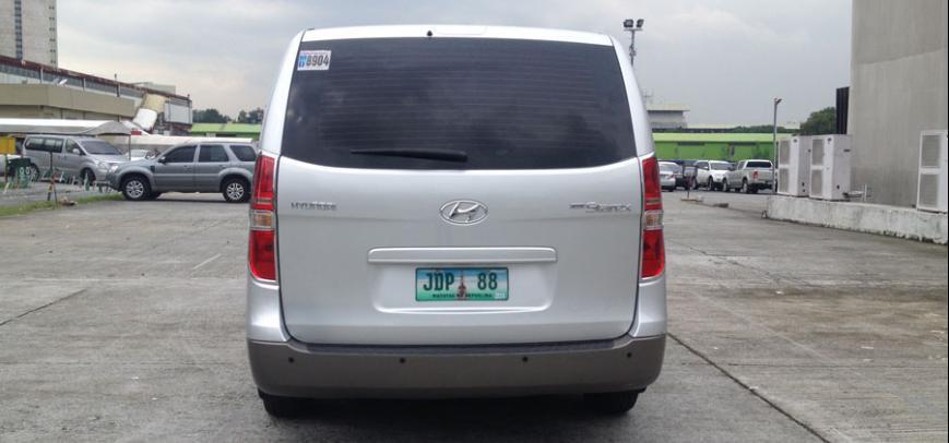 Hyundai Starex 2011 - 14