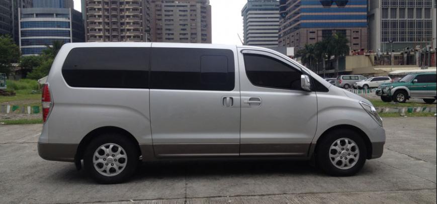 Hyundai Starex 2011 - 15