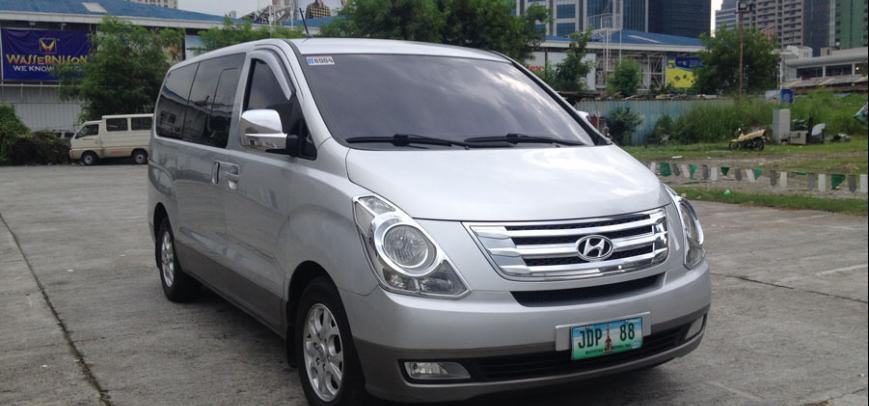 Hyundai Starex 2011 - 16