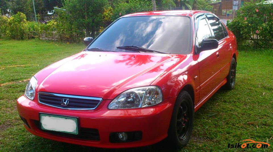 Honda Civic 1999 - 10