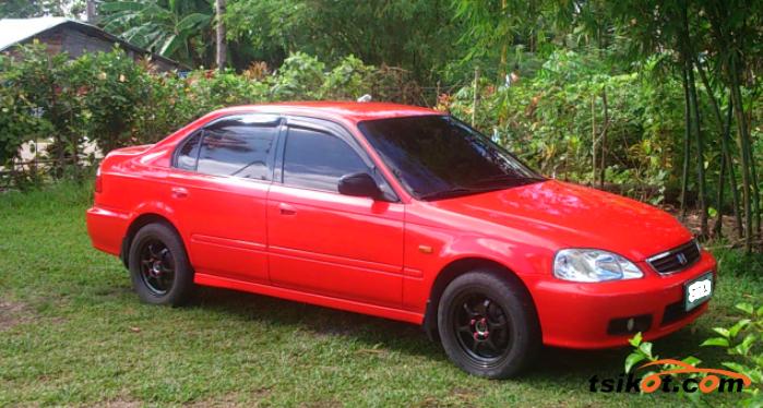 Honda Civic 1999 - 8
