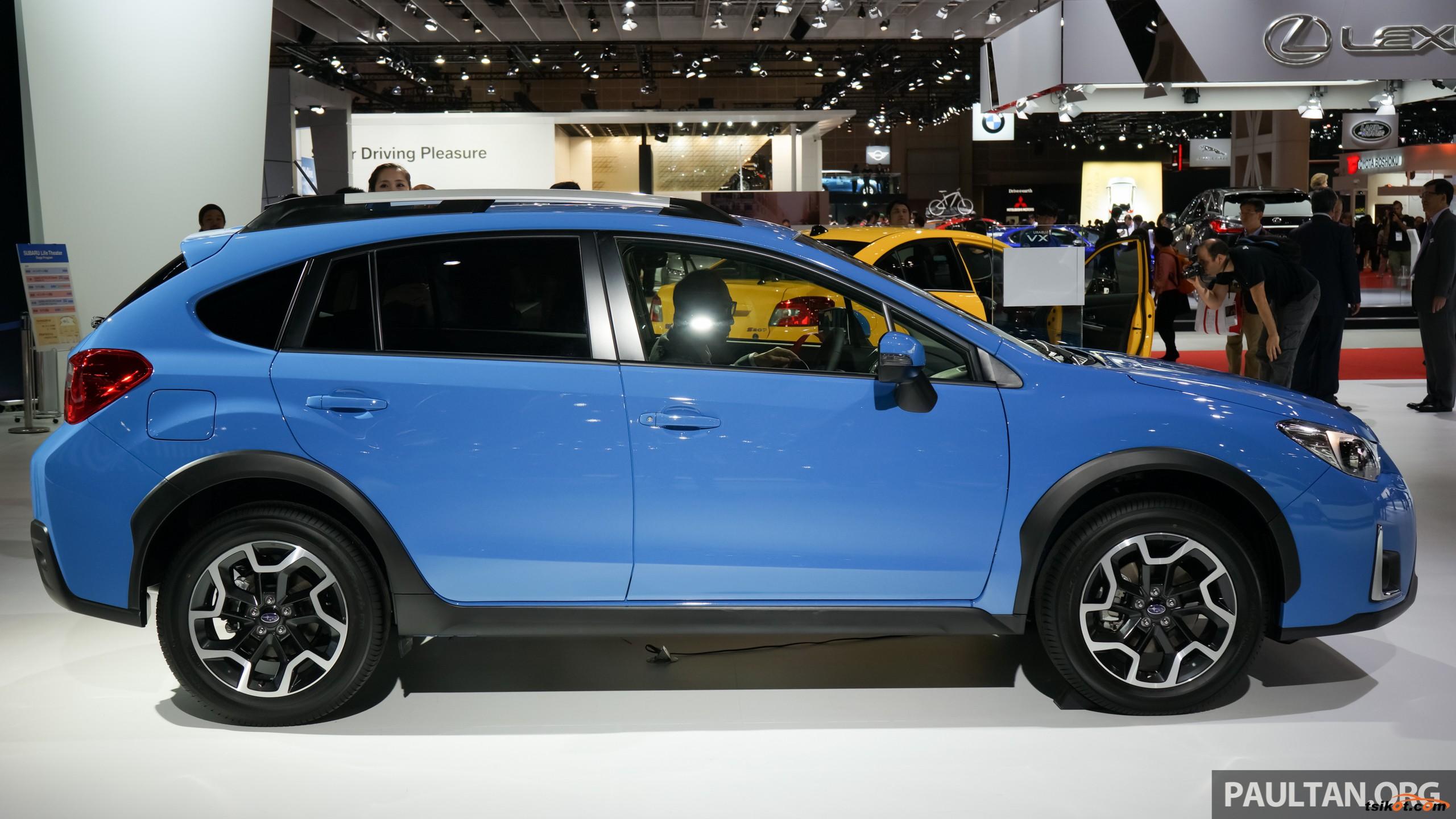 Subaru Xv 2017   2