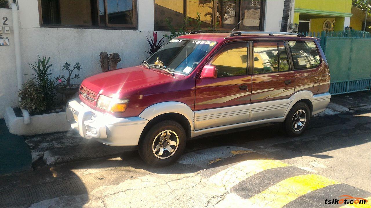 Toyota 1000 2000 - 3