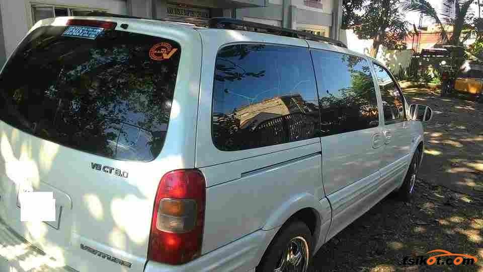 Chevrolet Venture 2005 - 2