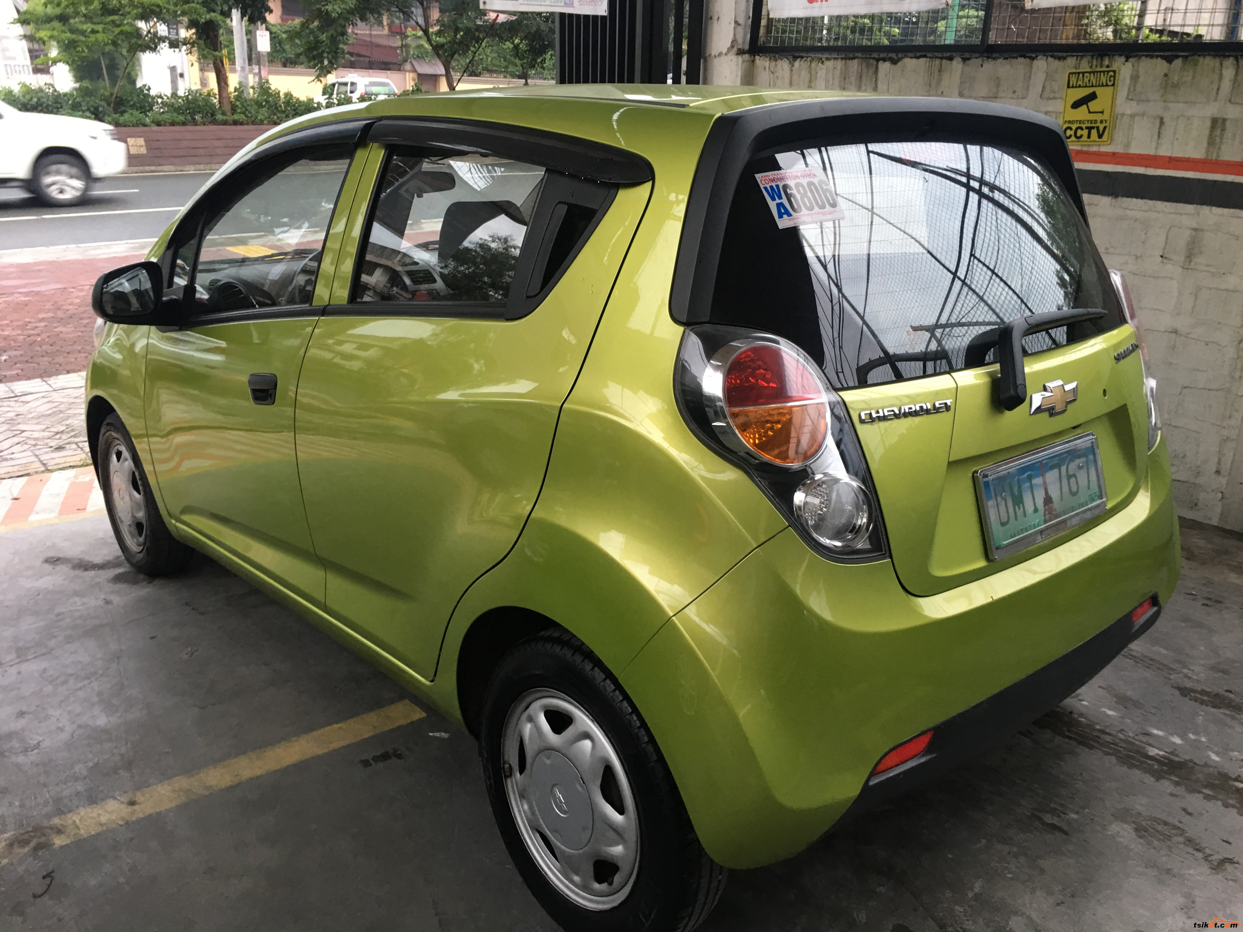 cars speed chevrolet spark ev top