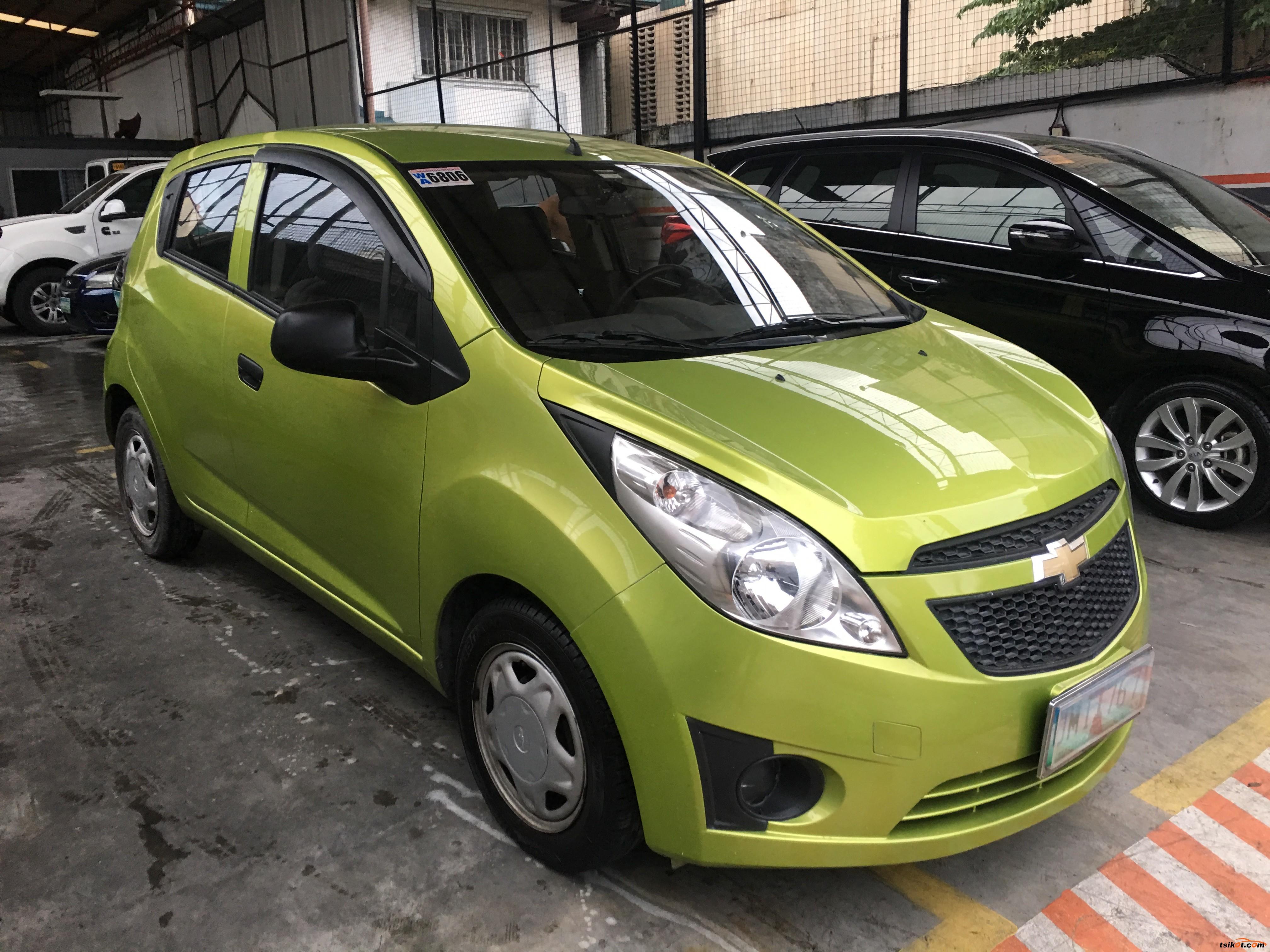 Chevrolet Spark 2012 - 3