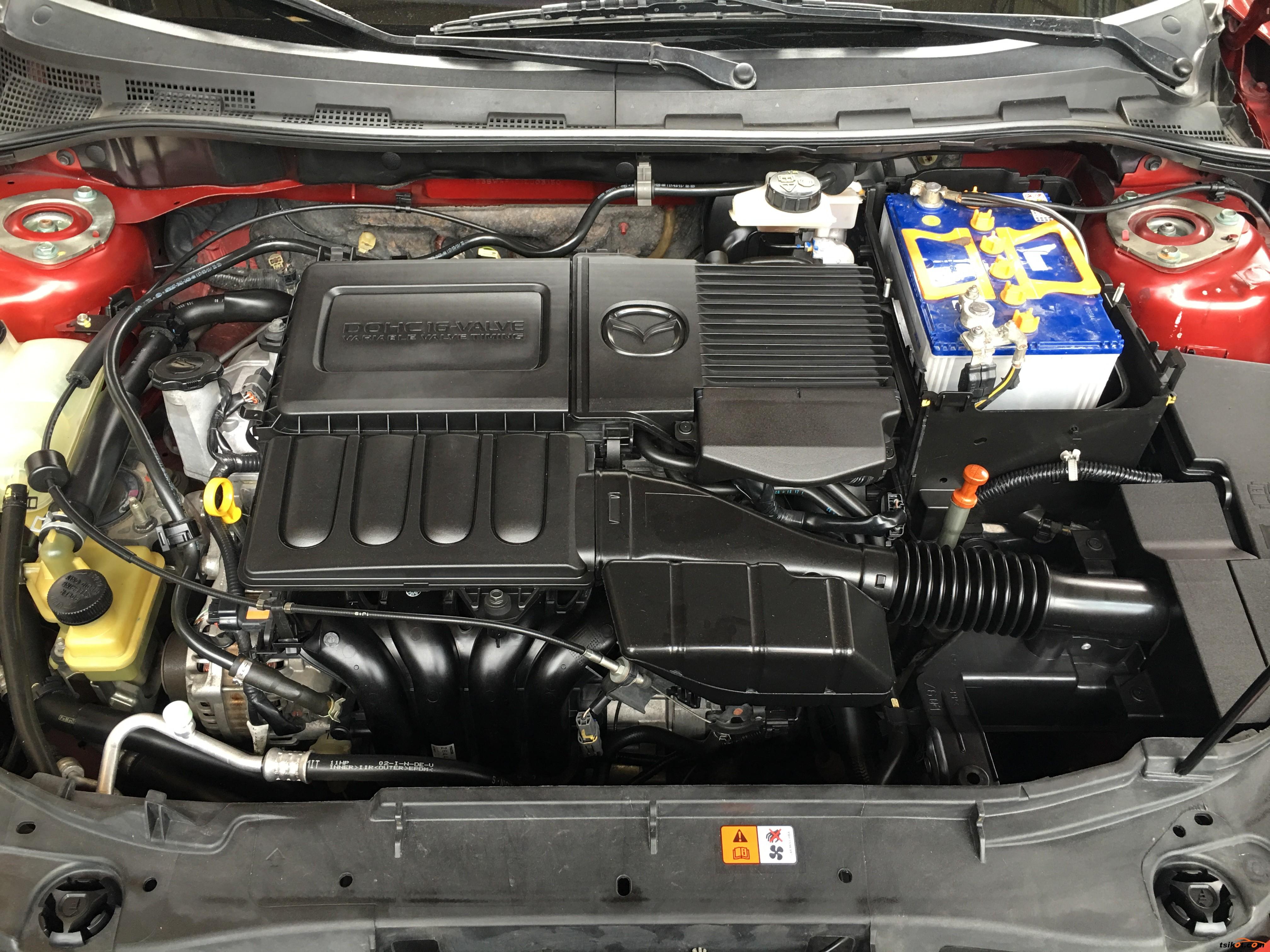 Mazda Mazda3 2012 - 4