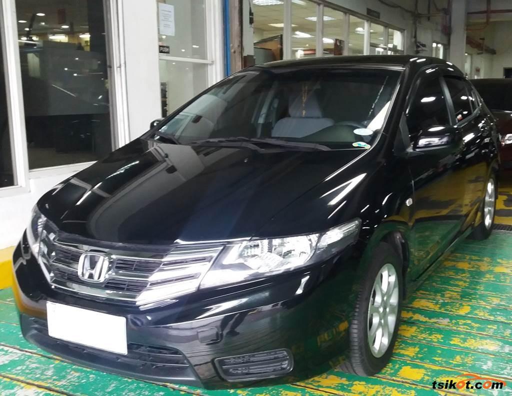 Honda City 2013 - 1