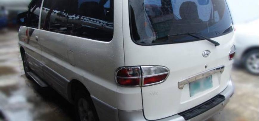 Hyundai Starex 2003 - 5