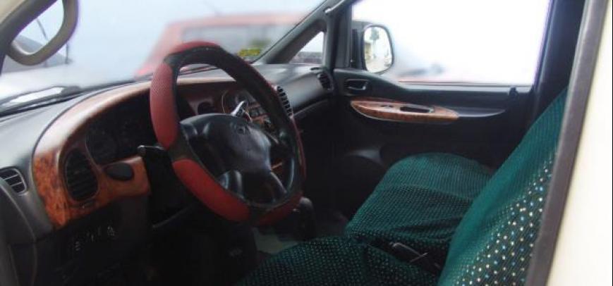 Hyundai Starex 2003 - 7