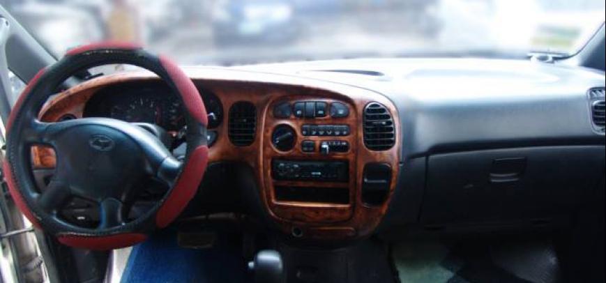 Hyundai Starex 2003 - 8