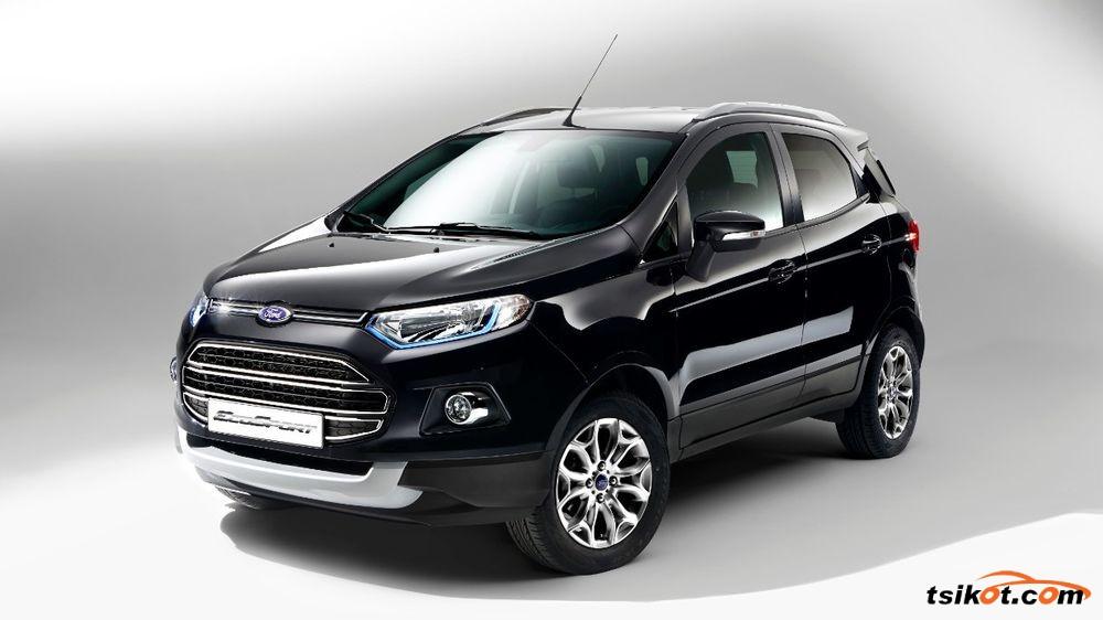 Ford Escort 2012 - 1
