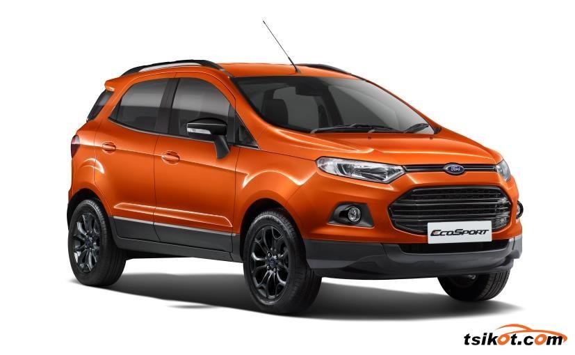 Ford Escort 2012 - 2