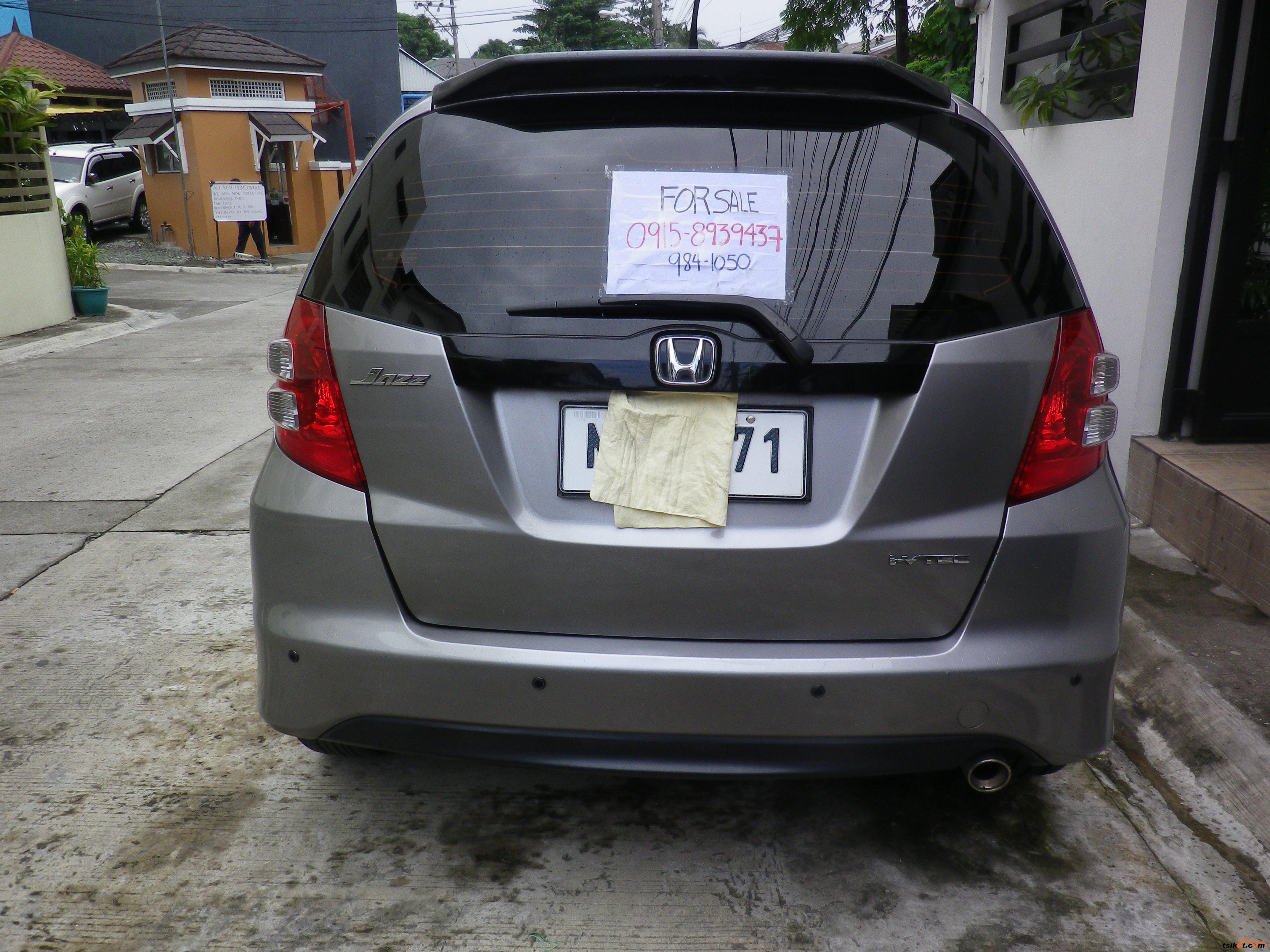 Honda Jazz 2009 - 4