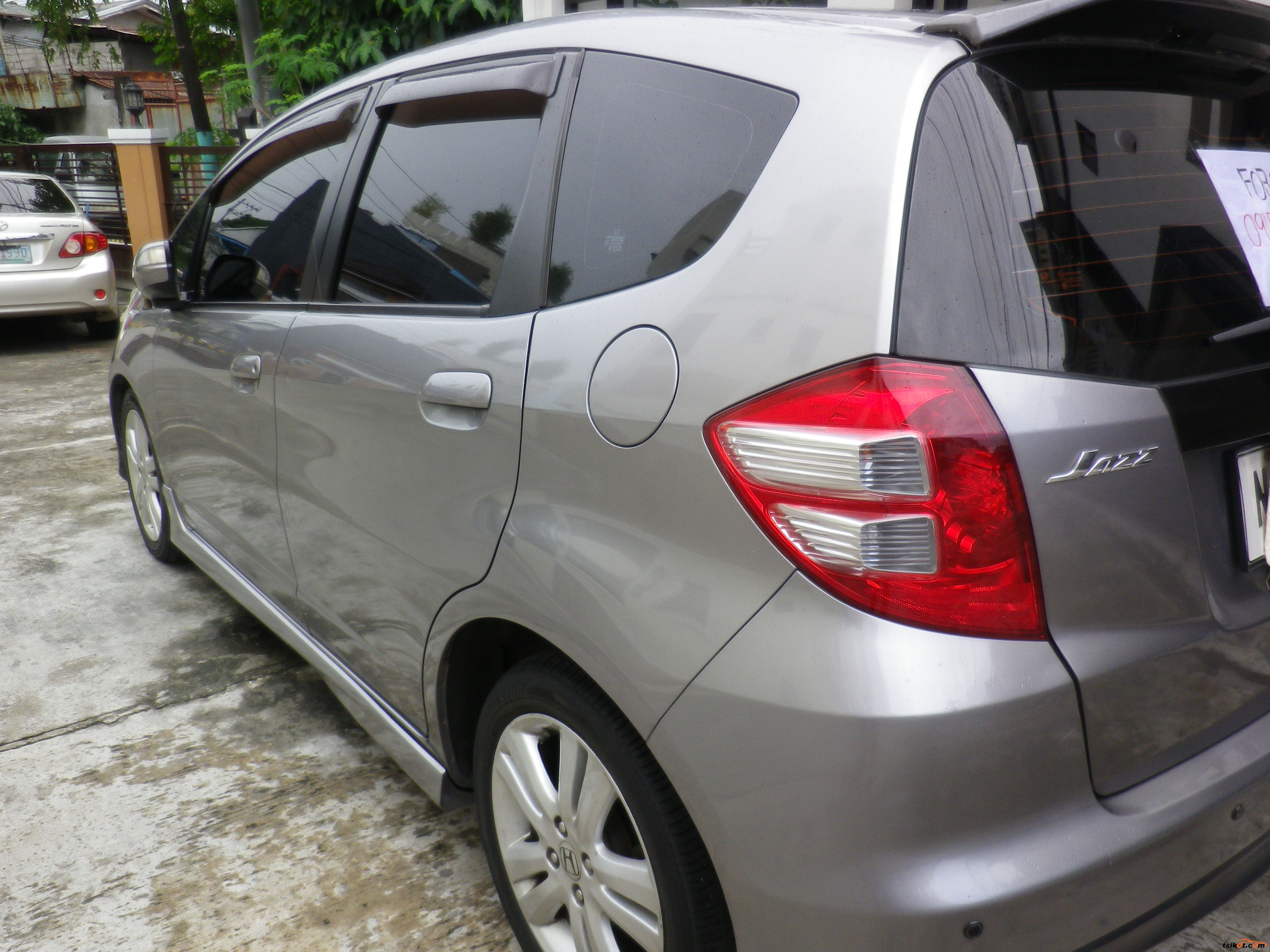 Honda Jazz 2009 - 5