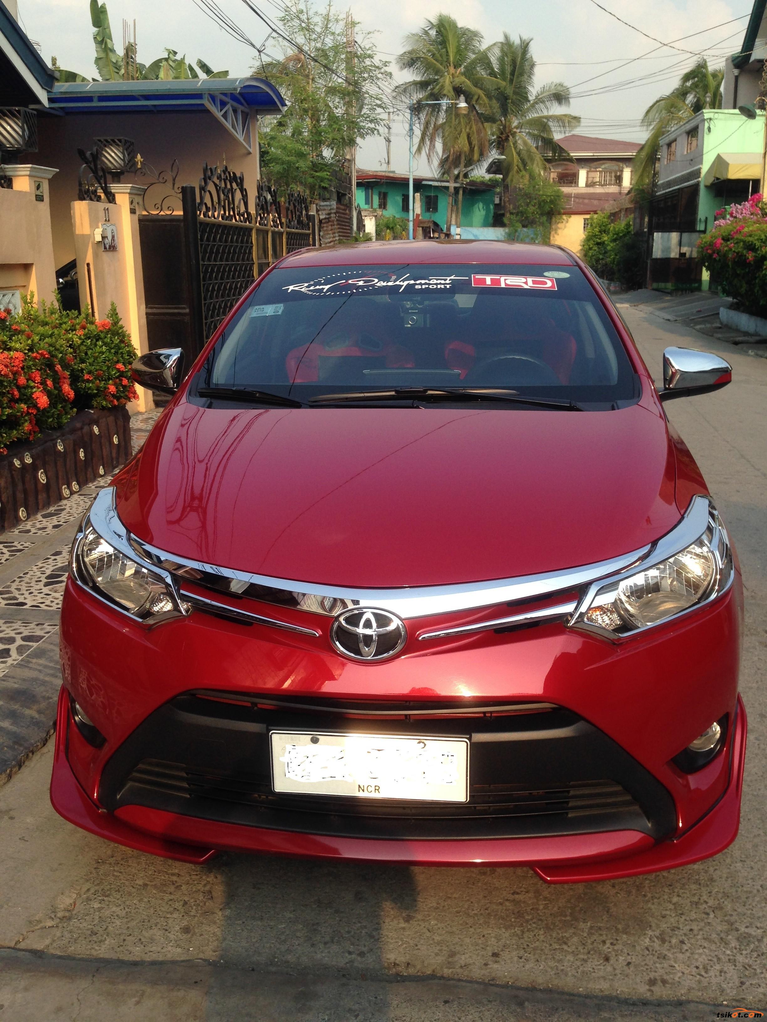 Toyota Vios 2015 - Car for Sale Calabarzon