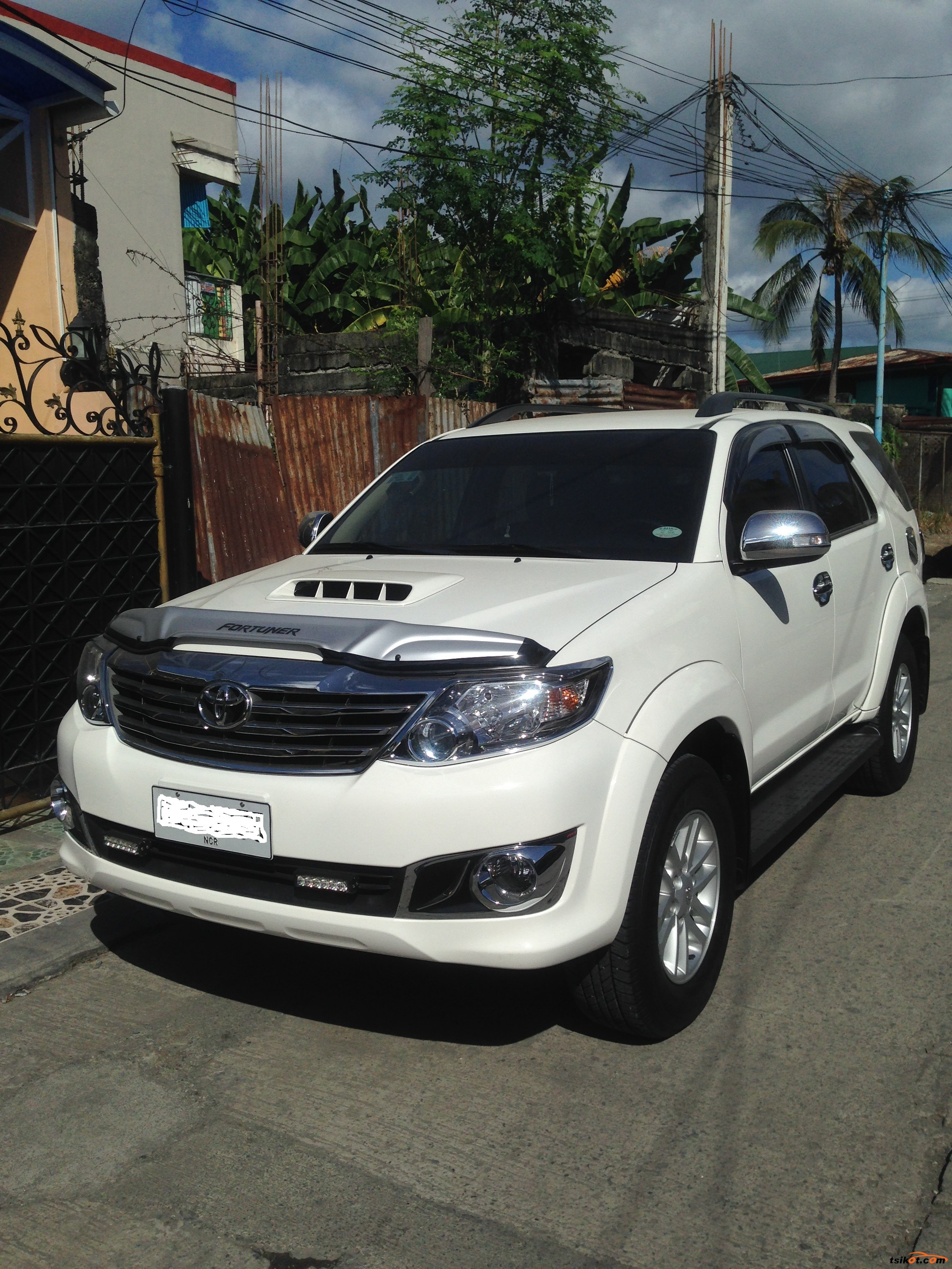 toyota fortuner 2014 car for sale calabarzon. Black Bedroom Furniture Sets. Home Design Ideas