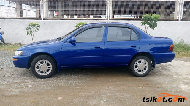 Toyota Corolla 1993 - 1