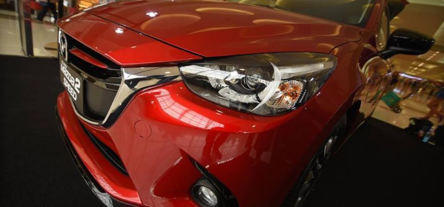 Mazda 2 2015 - 2
