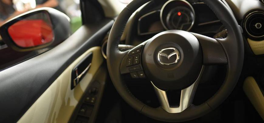 Mazda 2 2015 - 5