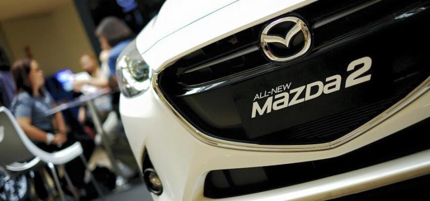 Mazda 2 2015 - 9