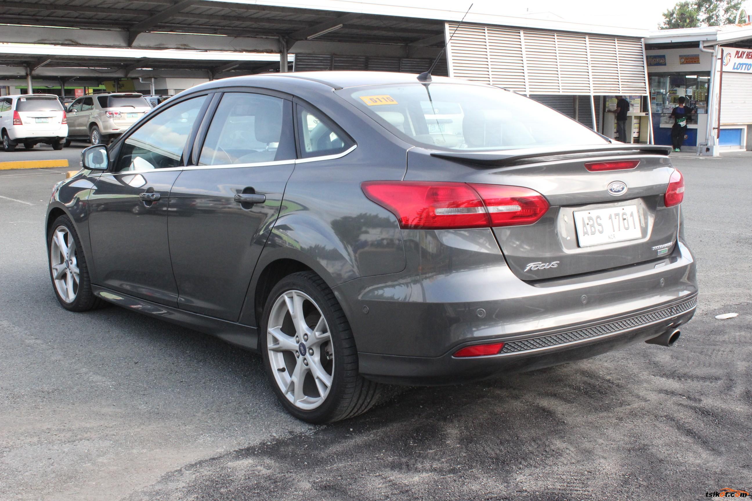 Ford Focus 2015 - 4