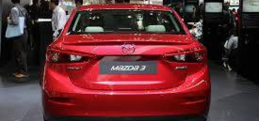 Mazda 3 2015 - 12
