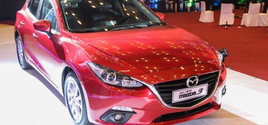 Mazda 3 2015 - 15