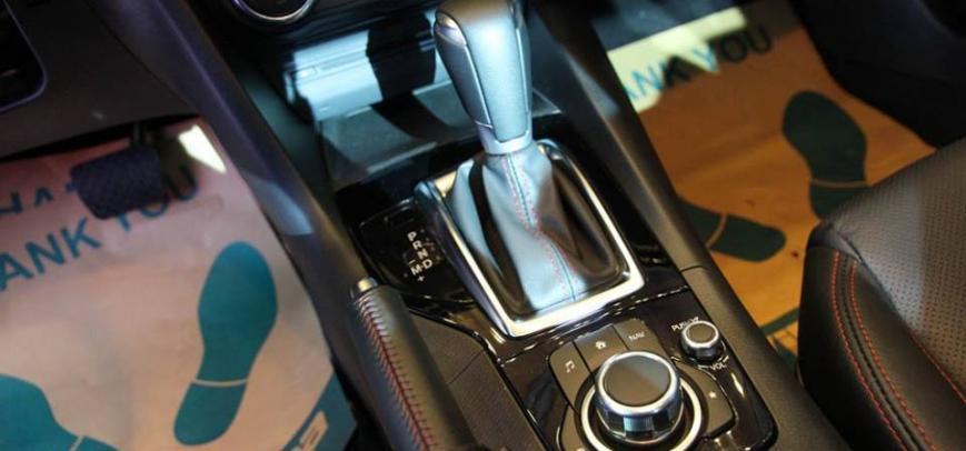 Mazda 3 2015 - 17