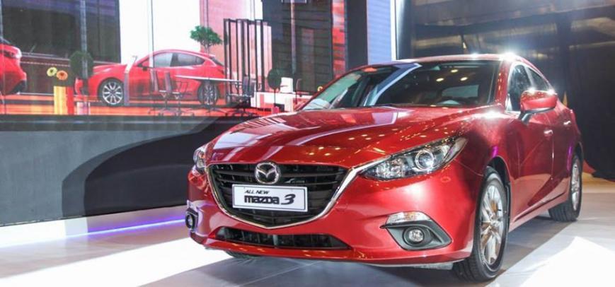 Mazda 3 2015 - 18