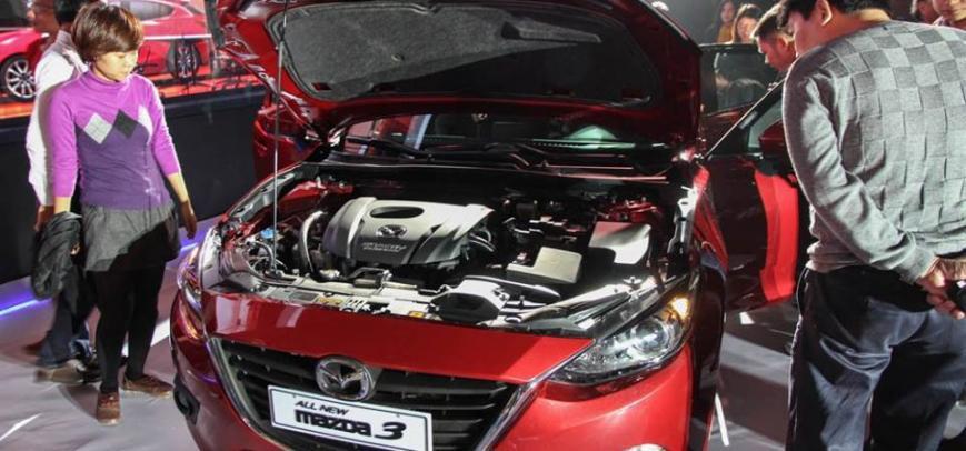 Mazda 3 2015 - 19
