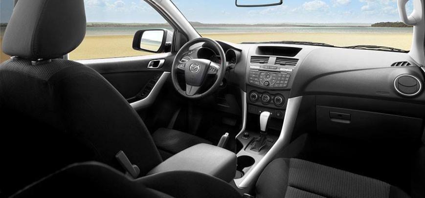 Mazda Bt-50 2015 - 10