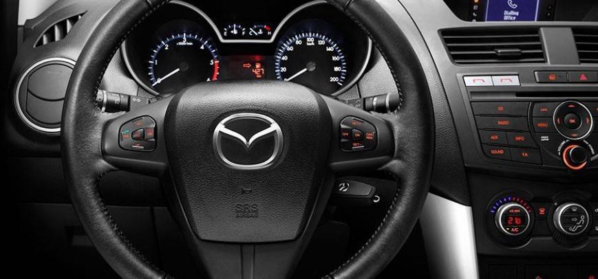 Mazda Bt-50 2015 - 9