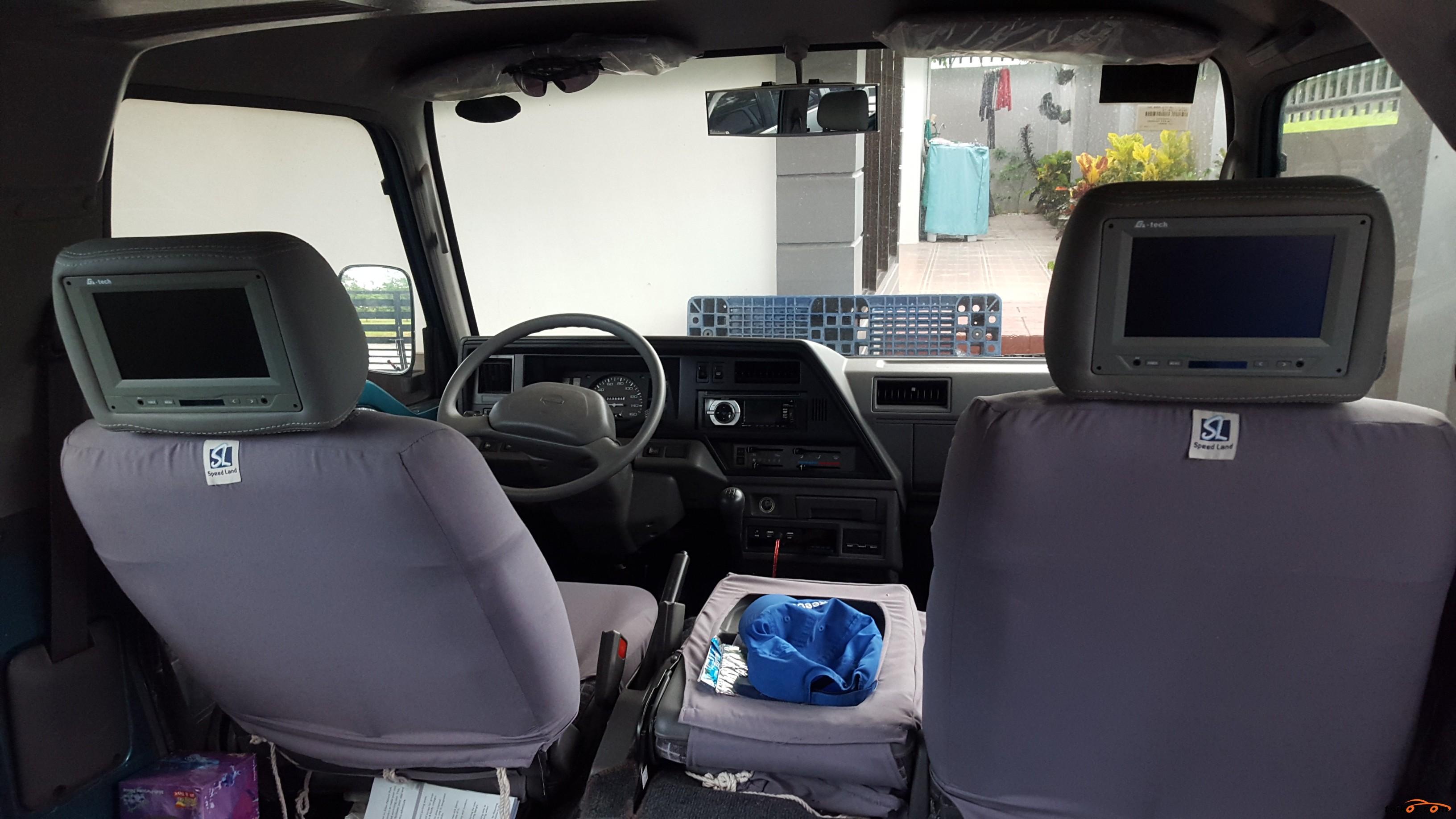 Nissan Escapade 2013 - 1