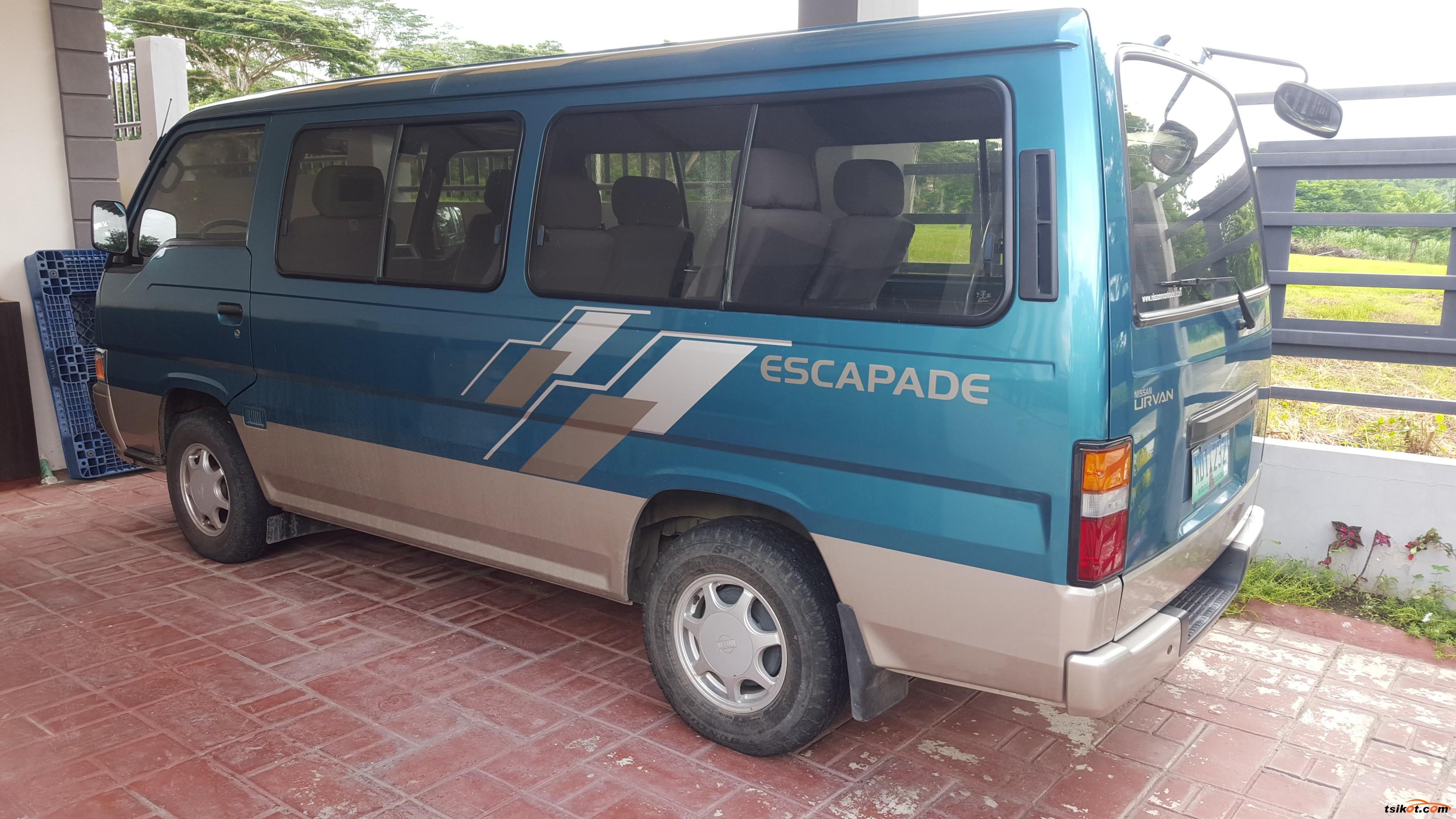 Nissan Escapade 2013 - 7