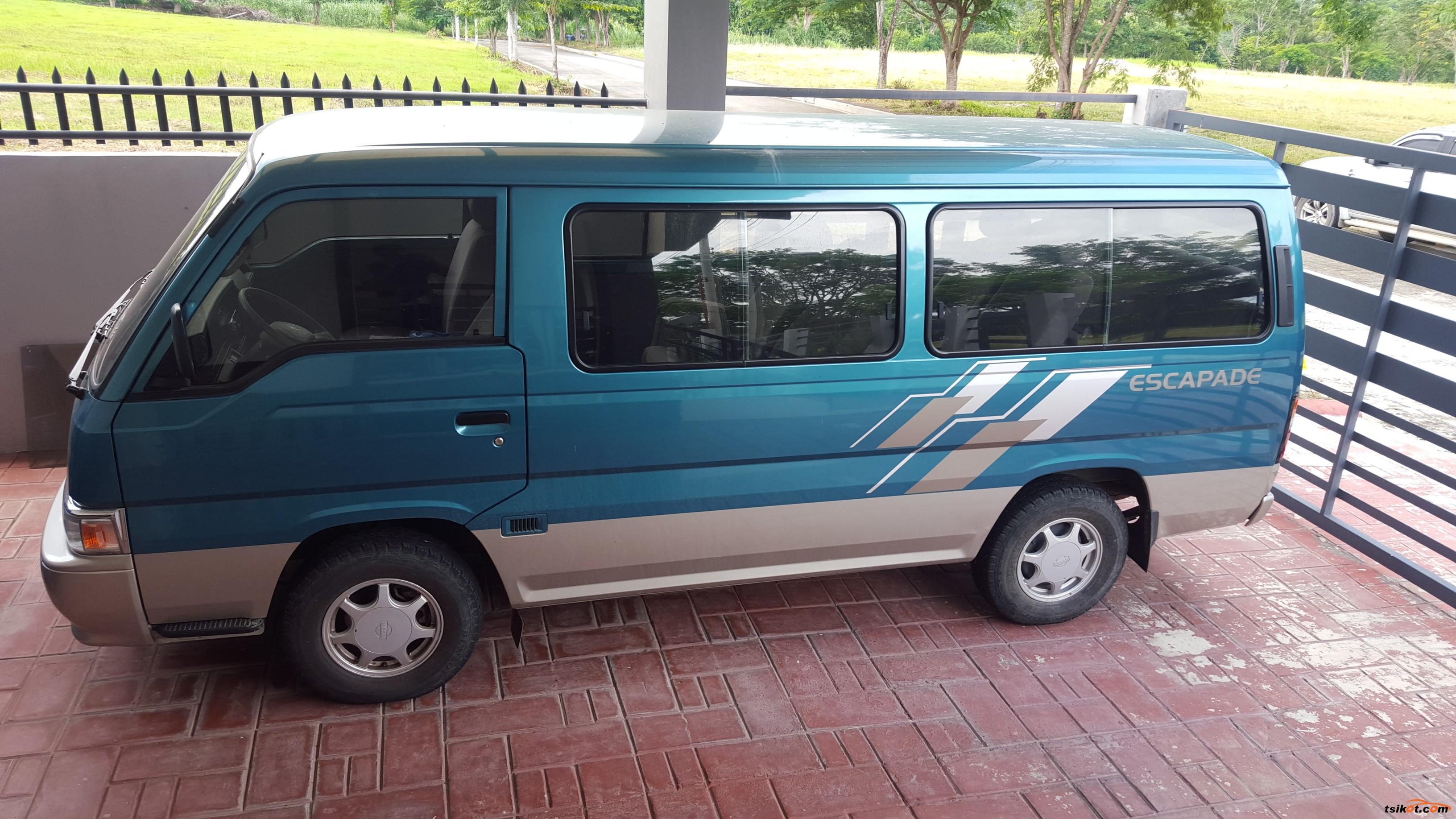 Nissan Escapade 2013 - 8
